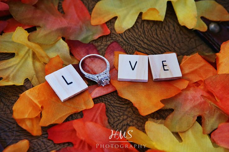 Fall Love #engagement