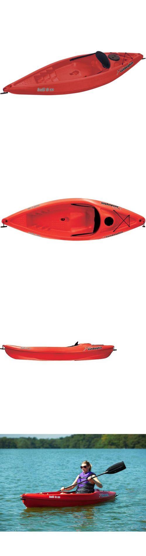 Kayaks 36122: Sun Dolphin Bali 8 Ss Sit In Kayak -> BUY IT NOW ONLY: $303.3 on eBay!