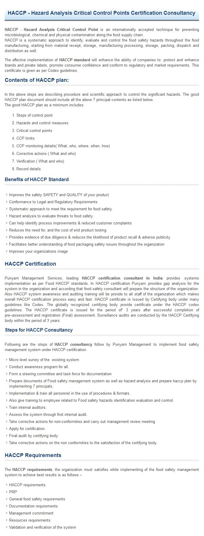best ideas about haccp is bacon jerky food pics haccp certification for food safety is a management system in which food safety is addressed through
