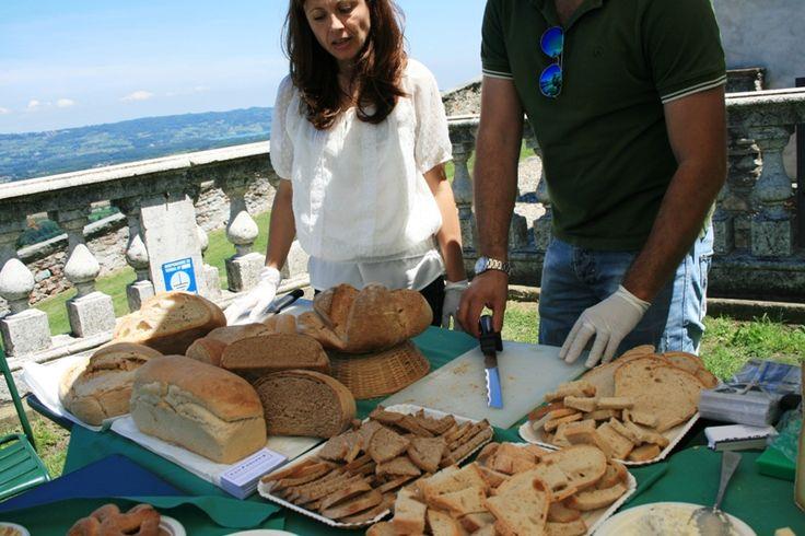 Il pane dell'Agriforneria #socialfoodewine www.agriforneria.it ph. C. Pellerino