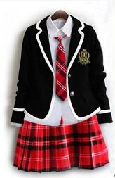 British korean japanese school uniform men and women winter clothing for school uniforme escolar costume for girl and boy 5 sets-in School Uniforms from Novelty & Special Use on Aliexpress.com | Alibaba Group