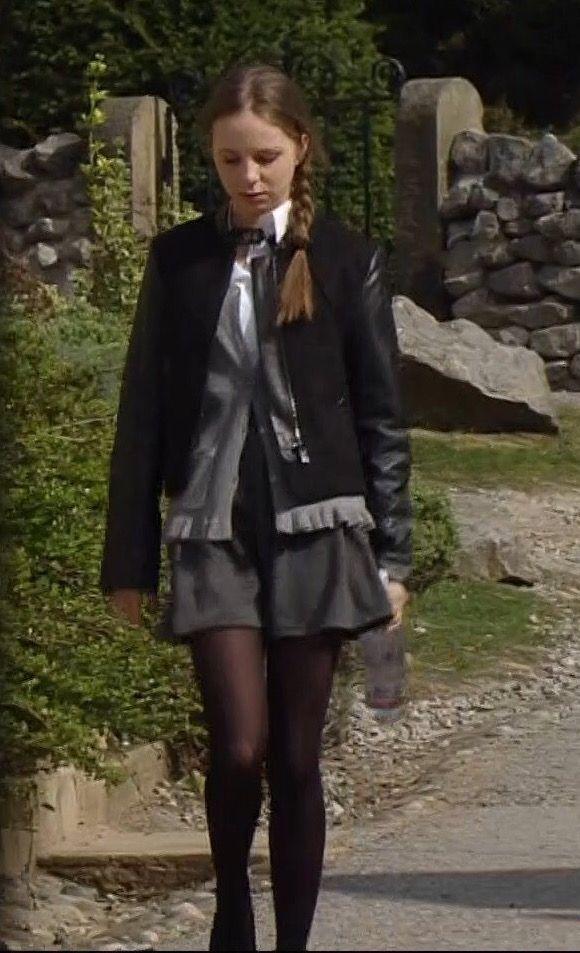 actors in schoolgirl uniform