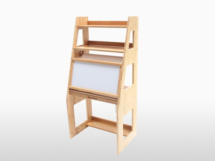 Elegant Practical And Stylish, The Highly Versatile Kids Easel With LED Screen    Bamboo Is The Perfect Addition To Your Home!Help Your Child Reach Their Full  ...