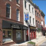 Retail Vacancy in Gaithersburg Trending Downward