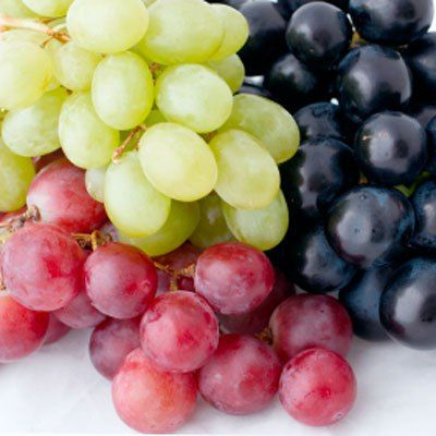 5 Foods With a Surprising Impact On Health - Grapes can help decrease belly fat. | Health.com