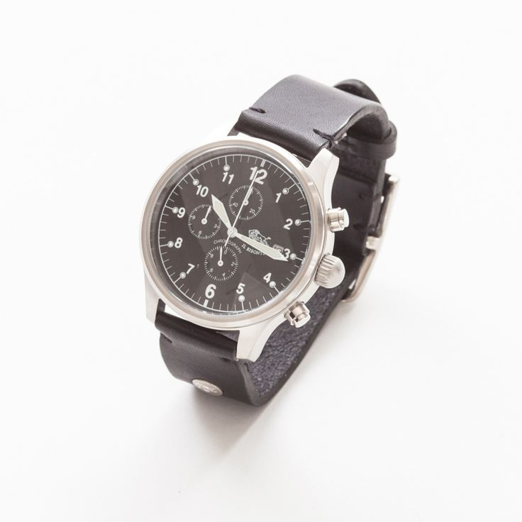 Il Bisonte - Crono wristwatch CHROONER