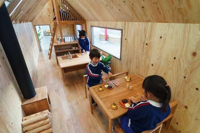 Drevený dom, ktorý by chceli všetky deti! | Drevostavby | Stavebníctvo | www.asb.sk