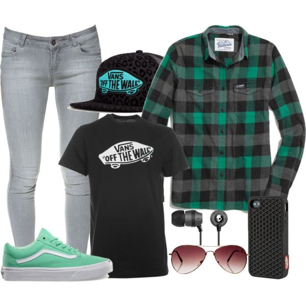 I would have a converse outfit instead but this looks nice. I would change the shoes to converse