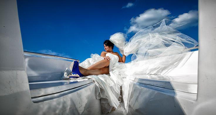 Свадебный фотограф Андрей Калинин (kalina). Фотография от 13.08.2014