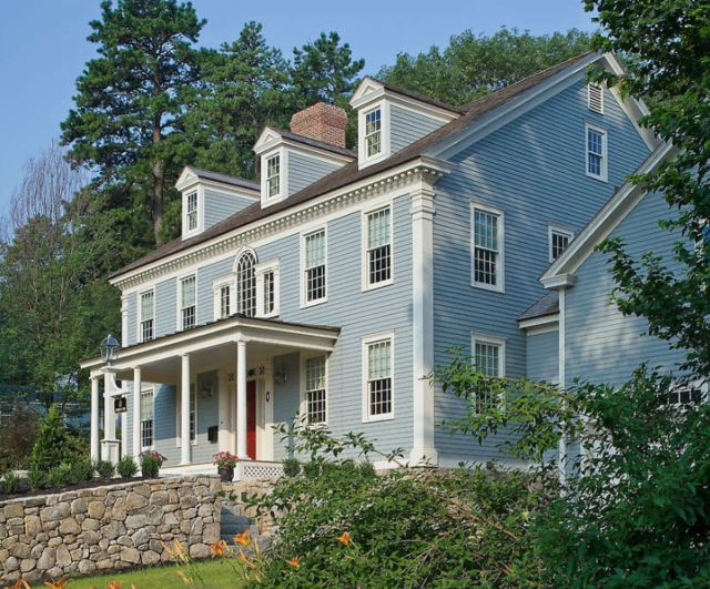 31 Best American Georgian Style Houses Images On Pinterest