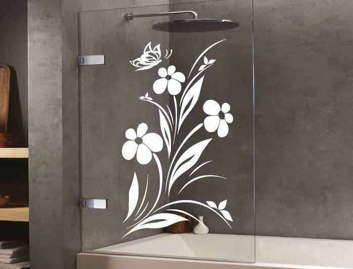 Flower Butterfly Shower