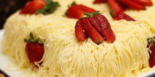 Resep Rainbow Cake Ncc Fatmah Bahalwan: Tak Perlu Takut Cake Bakal Tidak Jadi, Karena