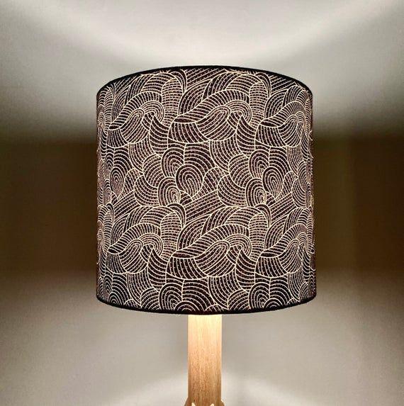 Body Painting Aboriginal Lampshade Table Lamp Shade Aboriginal Art Handmade In Australia Light Shades Floor Lamp Shade In 2021 Table Lamp Shades Lamp Shade Floor Lamp Shades