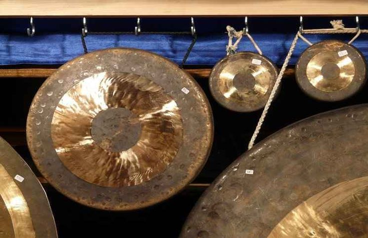 The Benefits of Gong Meditation or Gong Bath