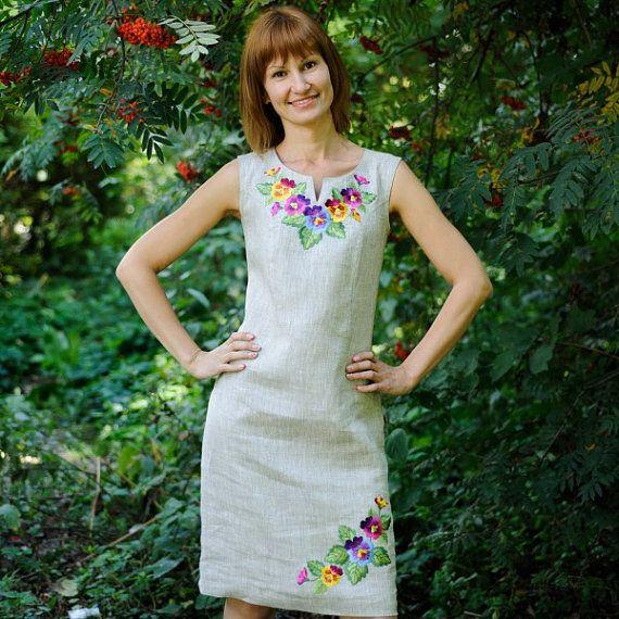 VENTA Ucraniano tradicional había bordado de por aCrossUkraine