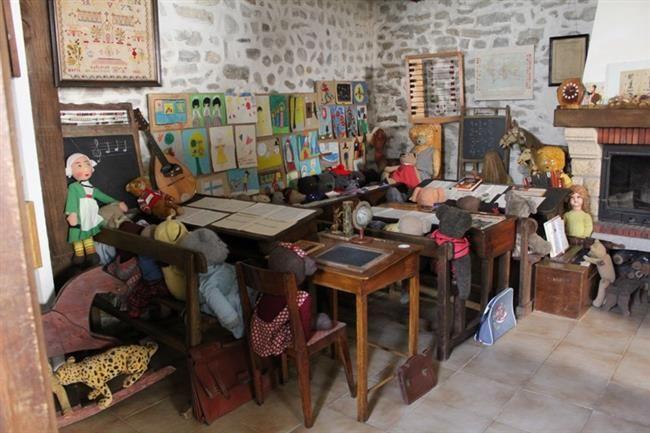Musée des Poupées et des Nounours - Office de Tourisme d'Alès - Cevennes Tourisme