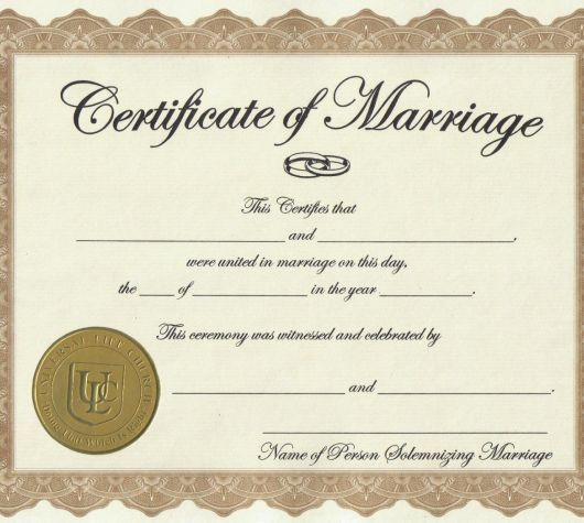 How To Change Your Name In California After Marriage