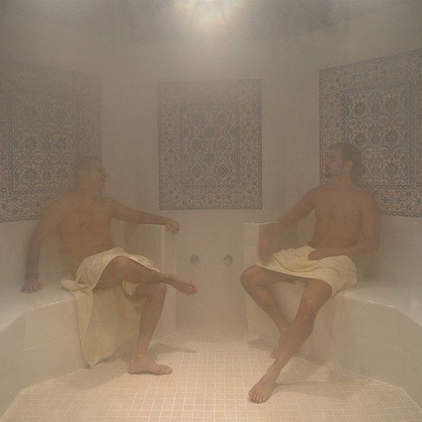 Anti Stress For Men This Hammam Steam Bath Program Is Designed Specifically For Men It Combines The Technique Relaxing Steam Bath Massage Muscles Of The Neck