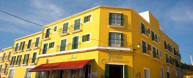Hostal Jeni, Es Mercadal, Menorca
