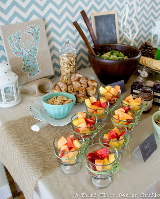 Brunch Food Ideas For Baby Shower: Oh, Baby! Shower Food Ideas