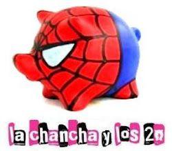 CHANCHITO SPIDERMAN!