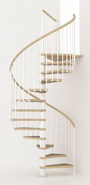 Escalera de caracol KIT RING - Leroy Merlin