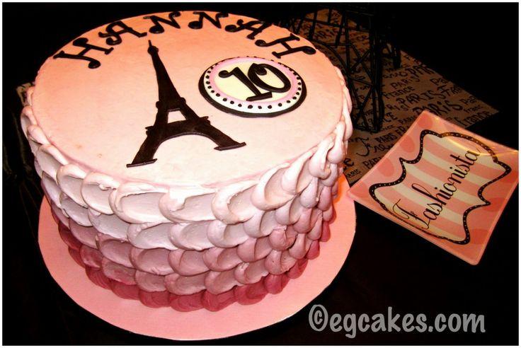 Cake Design A Paris