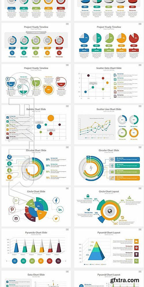 gorgeous powerpoint charts - Google Search
