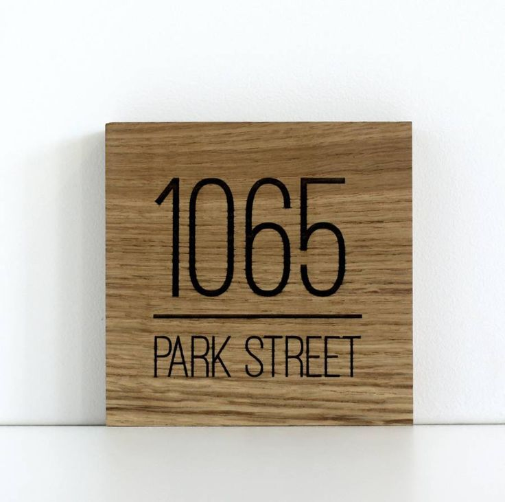 Best 25+ Personalised house signs ideas on Pinterest | House name ...