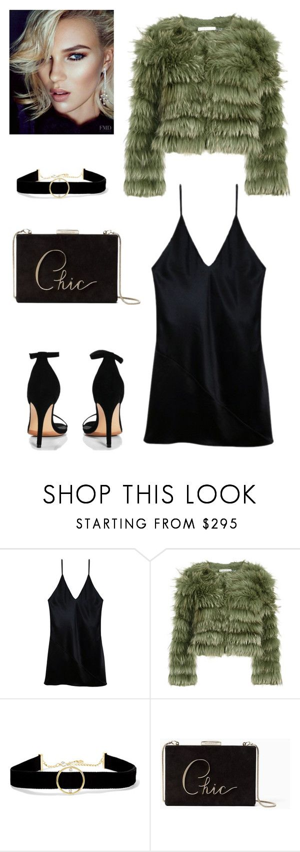 """""""Blonde"""" by www-blon ❤ liked on Polyvore featuring Fleur du Mal, Alice + Olivia, Anissa Kermiche, Kate Spade and Boohoo"""