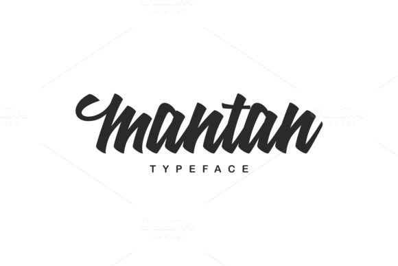 Mantan (off 30%) by ADIL BUDIANTO on Creative Market