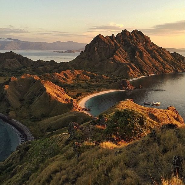 Padar island  https://instagram.com/p/3XowhnDlHW/?taken-by=ninoyap