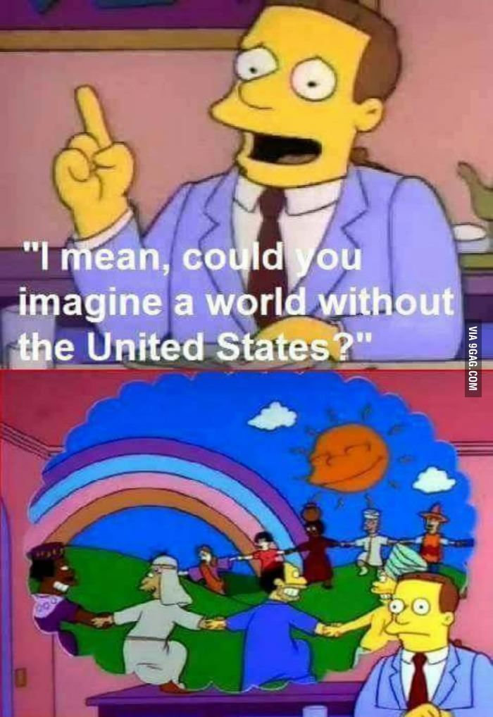 Times when The Simpsons was deep down right.