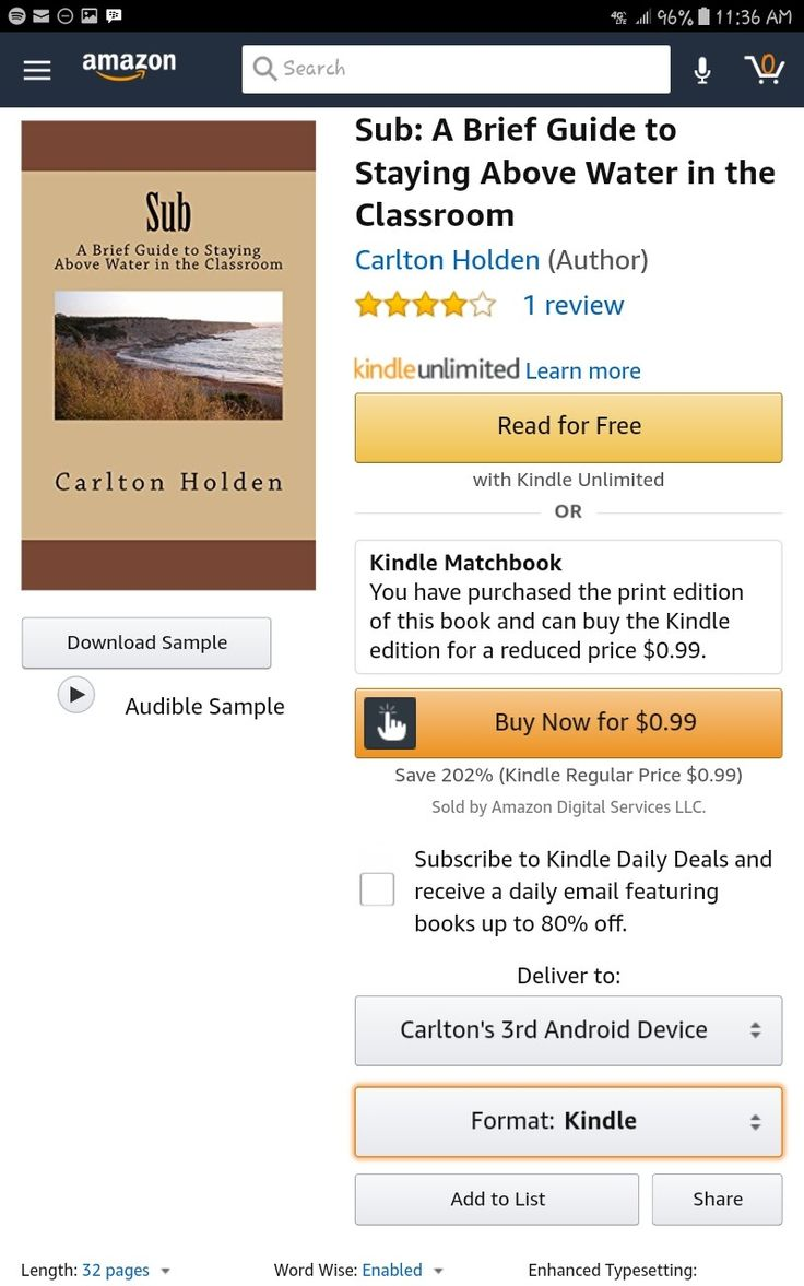 Pin by Carlton Holden on Kindle Discounts from Writer