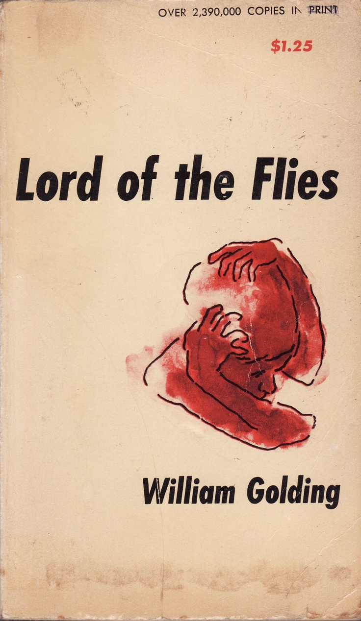 essays on lord of the flies by william golding Shaped by brute experience, and his dashed conceptions of the good world, golding's lord of the flies is, therefore, a study of man's willing (and inevitable) descent into the heart of.