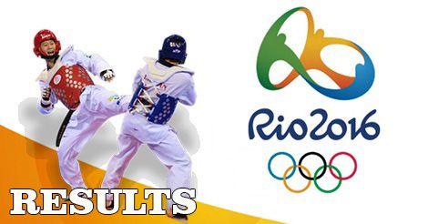 rio olympics 2016 sahara   Taekwondo results Olympics Rio 2016