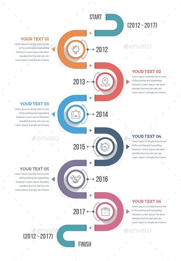 vertical timeline infographics vertical timeline infographics