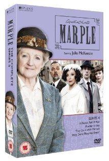 Julia McKenzie's Miss Marple