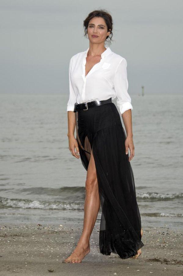 Luisa Ranieri - Italian actress