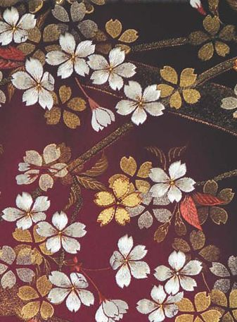 Japanese Embroidery--beautiful!