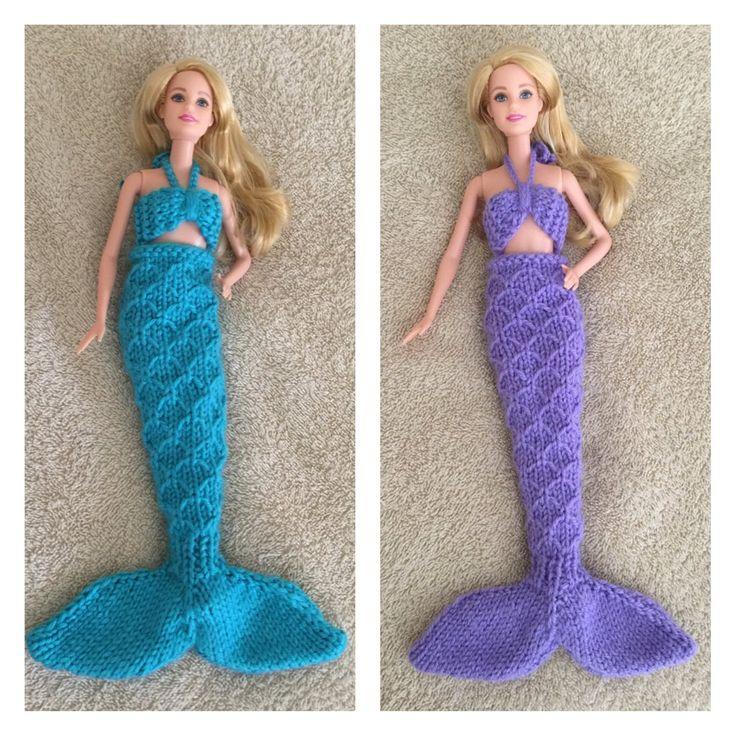 Best 25+ Barbie knitting patterns ideas on Pinterest ...