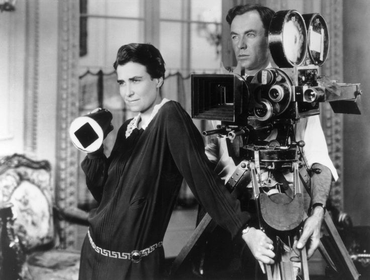 Dorothy Emma Arzner (1897-1979)was an American film director whose career in feature films spanned from the silent era of the late 1920s into the early 1940s. In fact, Dorothy Arzner was the only female director working in the 1930s in the United States.