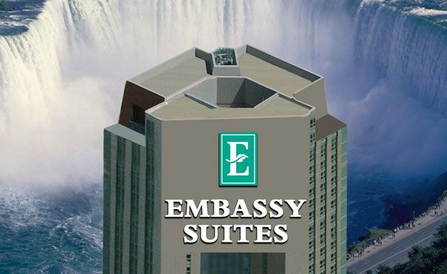 Embassy Suites by Hilton Niagara Falls -
