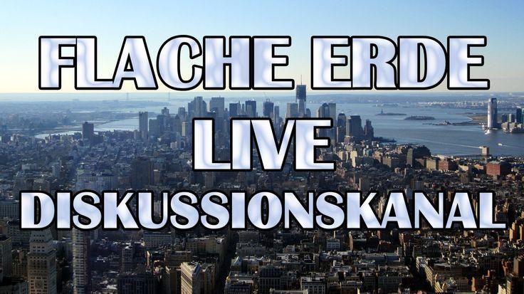 Flache Erde Live