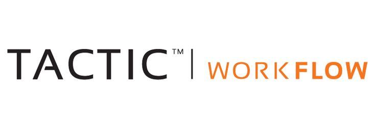 TACTIC | Workflow logo