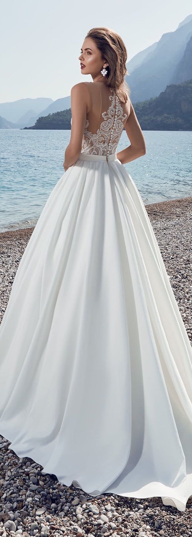 Lanesta Bridal – The Heart of The Ocean Collection
