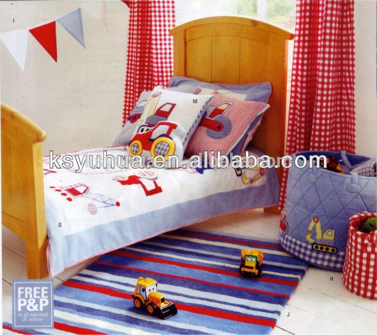 Children Bedding Sets,Colorful Applique Bedding Set,Cartoon Character Bedding Set - Buy Baby Cartoon Bedding,Applique Bedding Set,Children Bedding Set Product on Alibaba.com