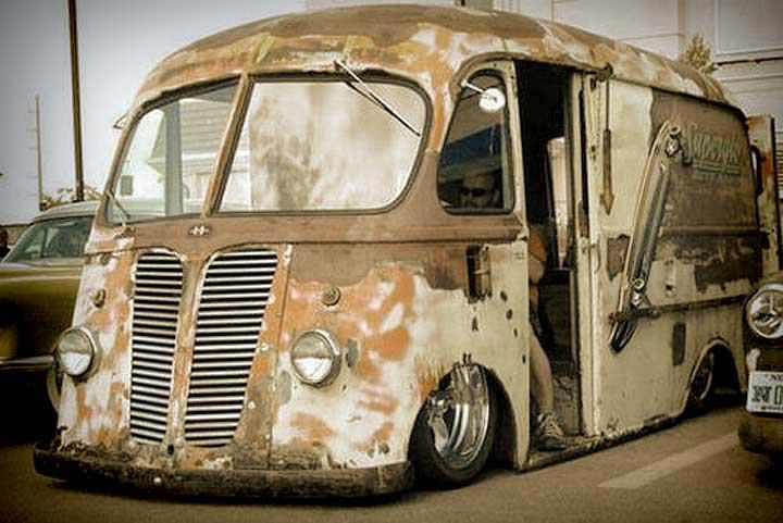 Hot Rod, historia del Custom