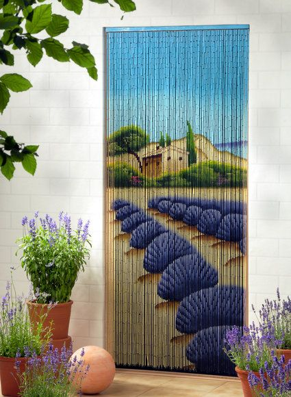 Modern Dekoration Turvorhange Dekoration Garden Home