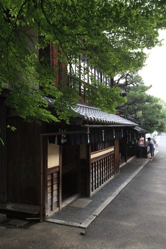 Daitokuji-cho, Kyoto, Japan 大徳寺町 京都  I've been here, I want to go back